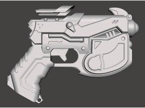 D.Va Waveracer Gun - Remix
