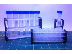 Parametric Test Tube / Centrifuge Tube Rack