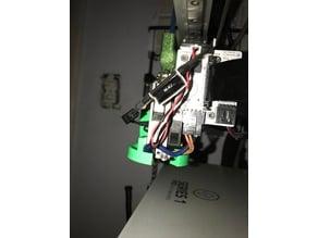 Type A G2 fan mount