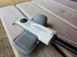 String remote release for RICOH THETA