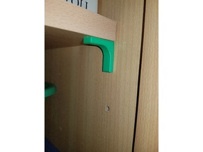 Shelf support pin - cleat - pegs