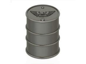 WH40K Sci-Fi Barrel