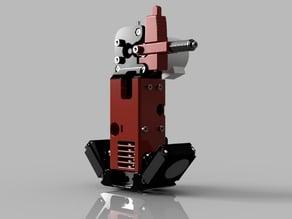 Ultimaker 2 PG35L Direct Drive Extruder for 1.75mm E3D v6 Hotend