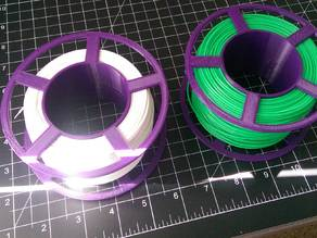 Small Reels for Loose Filament