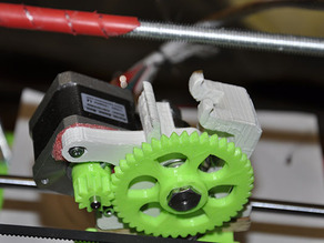 Screwless Wade's Extruder