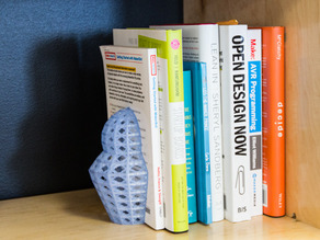 Tiled Bookend