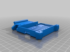 OctoPi Raspberry Pi 3 Case