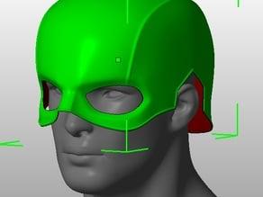 Captain America: First Avenger Helmet