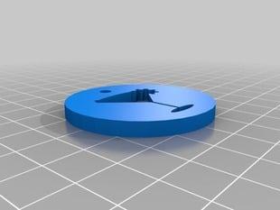 Makerbar Keychain