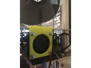 Fan Holder for 40x40x10mm Fan