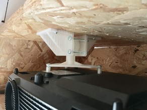 OPTOMA Beamer Mount