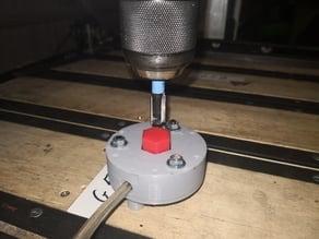Palpeur d'outil - Tool probe - CNC - GRBL - bCNC