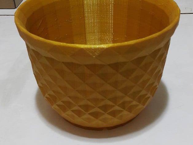 Flower Pot Designed by nestatts - Thingiverse