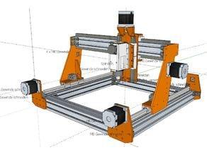 CNC           X - Mill