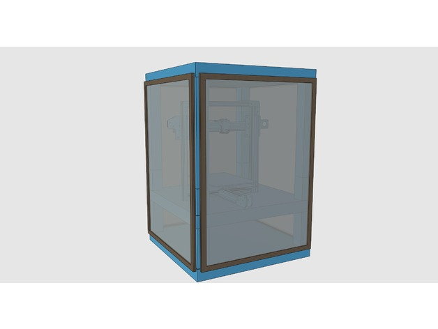 ikea lack cabinet for 3d printer and other things or machines by rh thingiverse com