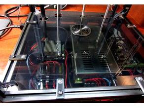 2020 Extrusion Panel mounts