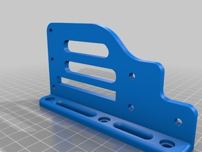 Y Axis Belt tensioner without GoPro