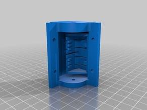 Railcore II 300ZL 'Electronics Box Corner' w/ Wago Mount