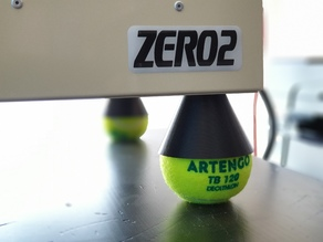 Rigid3D Zero02 Tennis Ball Vibration Dampener