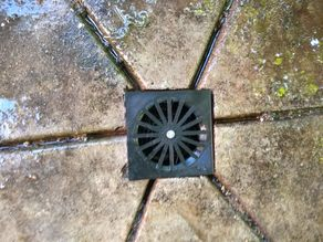 Outdoor Drain Cover