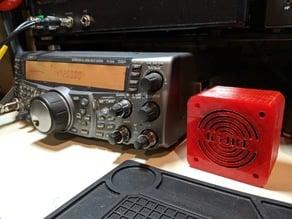 Communications Speaker Case