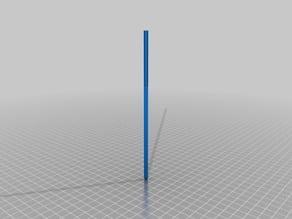 Mondoshawan Key - Updated shaft