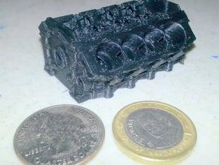 V8 - Engine Block