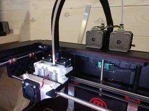 Replicator 2x E3D-v6 Upgrade