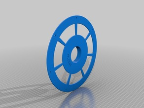 Makerbot Master spool