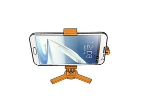 Gopro Mount for NOTE 2 Samsung GALAXY