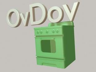 OvDov Birdhouse Oven