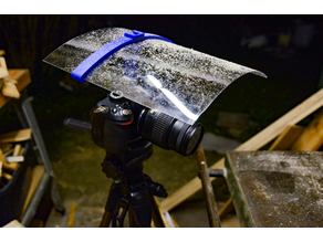 dust / rain cap for dslr (hot shoe mount)