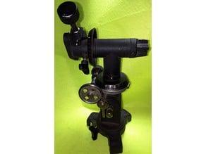 Motorisation azimutale monture EQ2