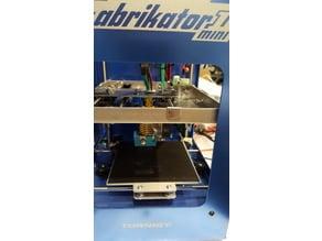 Fabrikator II mini e3d mount