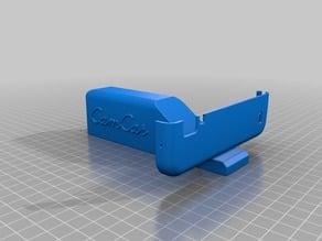 CamCar(samsung galaxy s4 mini mount for märklin 4473 type wagons)