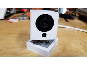 Wyze Camera Mount for 3030 or 2020 extrusion