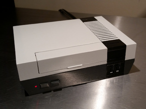 Raspberry Pi B+ Mini Classic NES case.