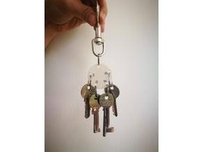 Keychain organizer