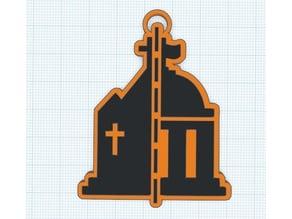 Collar Apostasía (Separación de iglesia y estado). Apostasy Necklace