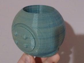 Halo Plasma Grenade Pen Cup