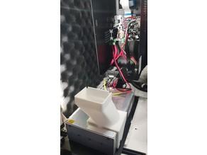 Alfawise U20-Ecran LCD incliné avec lecteur SD et sortie d'air- 3 en 1