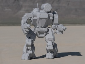 SMN-Prime Summoner for Battletech