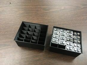 9V Battery Storage Box