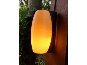 Wall Lamp Oval