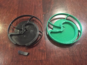 Parrot Jumping Sumo jumping mechanism