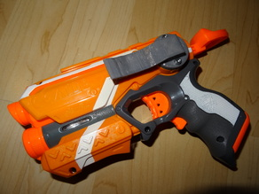 Clip for Nerf Firestrike