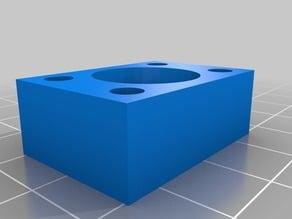 Anycubic Kossel E3D v6 spacer