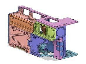 Creality Ender 3/ MKS GEN L Standalone PSU Enclosure