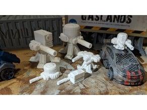 Gaslands - Auto Turrets/Sentry Turrets