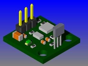 RADDS electronics